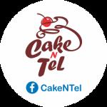 CAKE N TEL LOGO