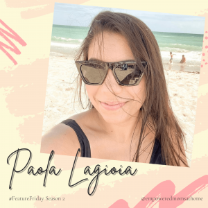 Stay at Home Mom - Paola Lagioia
